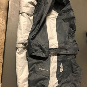 North face windbreaker xxl